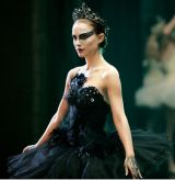 … I made a Black Swan costume.