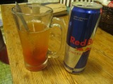 … I Made Red Bull Juice