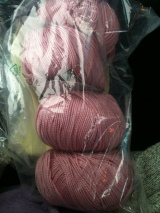 … I splurged on beautiful yarn